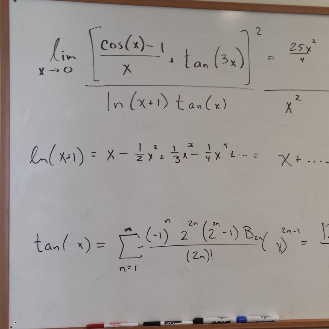 Calculus tutor Los Angeles